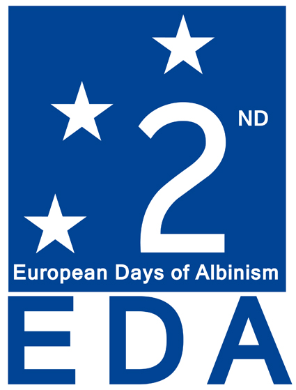 The 2nd European Days of Albinism (2EDA) will be held in Valencia (Spain) on 5-6 April 2014