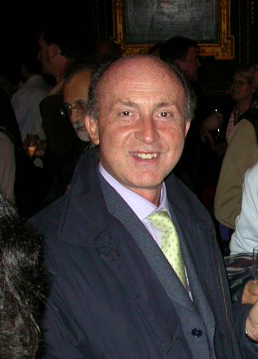 Prof. Marco d'Ischia at the ESPCR 2010 meeting in Cambridge (UK)
