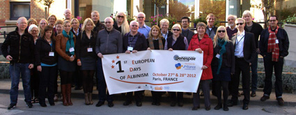 1st European Days of Albinism, Paris, France, 27-28 October 2012