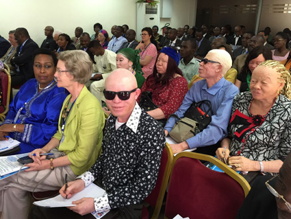 1st International Workshop on Oculocutaneous Albinism in Subsaharian Africa