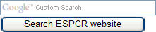 Search engine at the ESPCR website