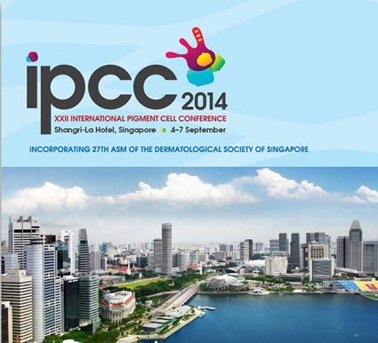 ESPCR Travel Awards for attending the IPCC-2014 in Singapore